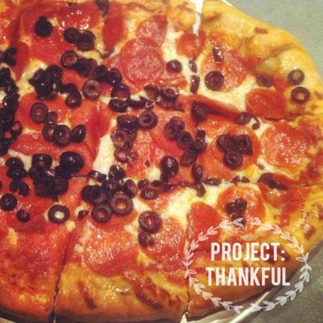 Project: Thankful // Day 8