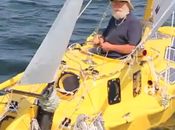 Sailor Planning Sail Around World 10-Foot Boat