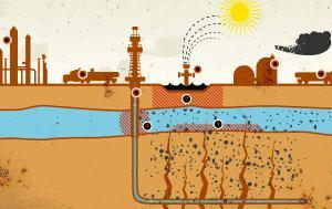 Fracking and Radioactivity