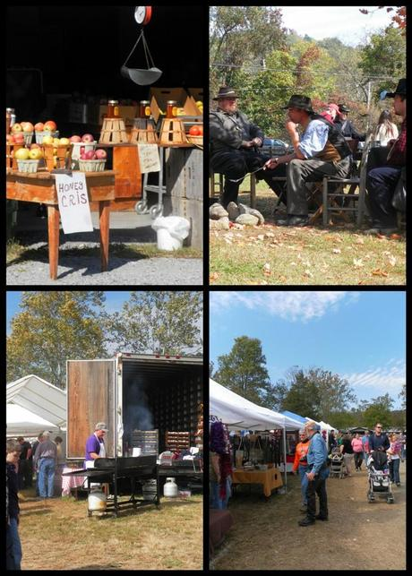 Apple Harvest festival - collage1