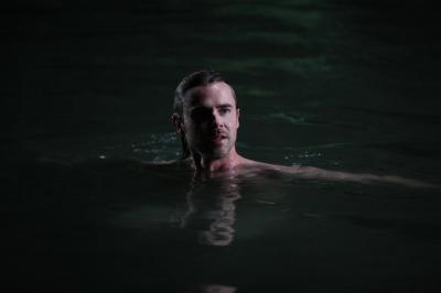 Sam Trammell takes to the icy waters in new film 'Deadweight'