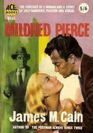 "Noir-Femmes Review of James M. Cain's ""Mildred Pierce"""