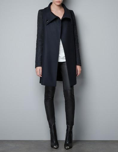 Zara coat covet her closet fashion celebrity gossip blog how to sale promo code ship love