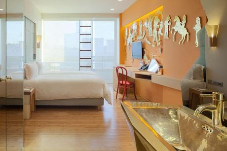 The World of Designers Hotels 114: NEW Hotel, Athens