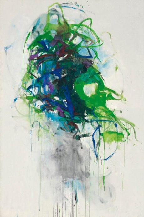Christies, yasoypintor, modern abstract art, abstract art auction, Joan Mitchell sale