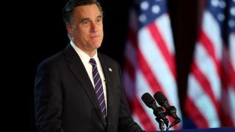 Mitt Romney Shellshocked by Election Loss