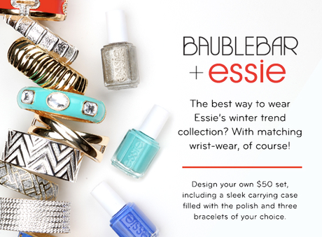 essie baublebar collaboration how to sale promo code free ship covet her closet fashion blog celebrity