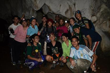 Kapatagan, Lanao del Norte: The wonder inside Malinas Cave