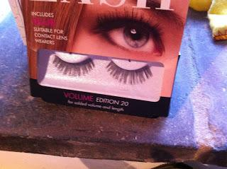 Superdrug Falsh Lashes Volume Edition 20