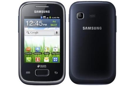 Samsung Galaxy Y Duos Lite S5302