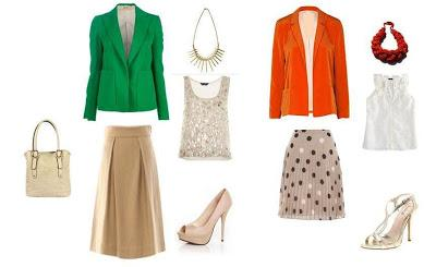 Wardrobe basics - Bright Blazers