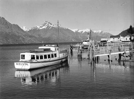 Time Travel: 1940′s Queenstown