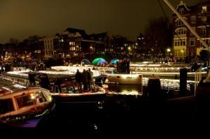 Amsterdam Light Festival – a warm glow in the heart of winter