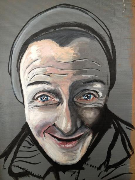 Help Christine. Painting for sale.