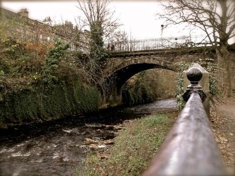 Bridge over the Water of Leith at Stockbridge