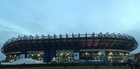 Murrayfield Stadium, Scottish Rugby, SRU, Edinburgh