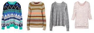 Wardrobe basics - chunky sweaters