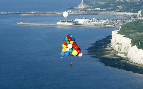 Cluster Balloonist Planning Atlantic Crossing