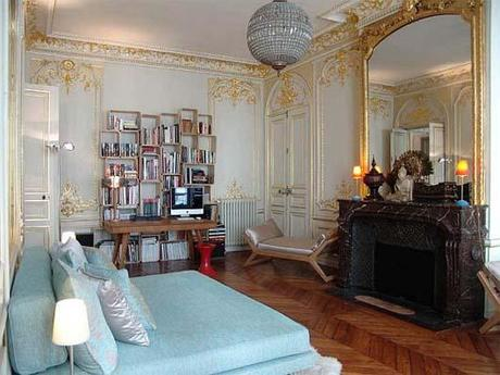 French Inspired Interior