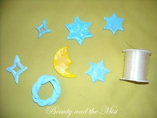 Hanging decorative ornaments for your baby's bedroom Part 1