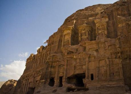 Petra: The Rock City (in Photos)
