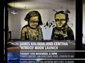 James Kalinda Centina London Book Launch