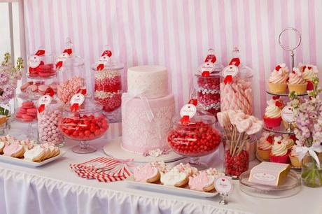 Red And White Candy