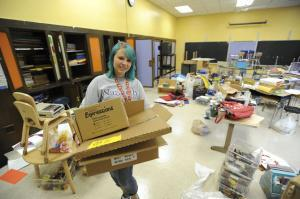 An Organized Mess - Nazareth College, Rochester, NY
