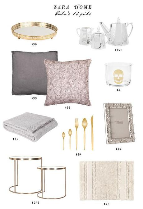 ZARA HOME 20% off