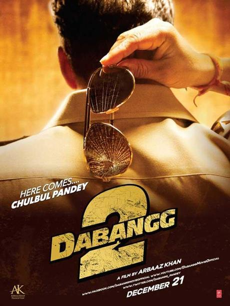 Dabangg 2 Official Trailer Another Chef-d'Oeuvre with Eminent Quality Protrude of Salman Khan & Arbaaz Khan