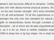 """What Would Batman Obesity"