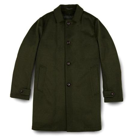Aspesi and The Loden Coat