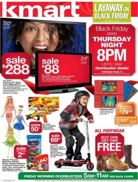Black Friday Ads: Target, Best Buy, Walmart, & Kmart