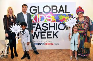 THE FIRST EVER GLOBAL KIDS' FASHION WEEK IS ANNOUNCED