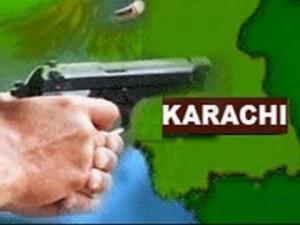 Karachi violance