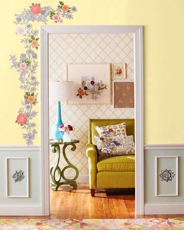 decor decoupage11 Decorating Spotlight: Decoupage HomeSpirations