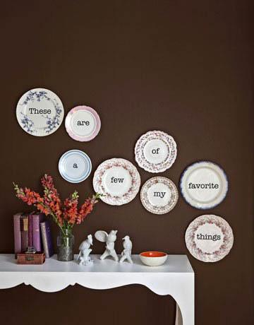 decor decoupage10 Decorating Spotlight: Decoupage HomeSpirations