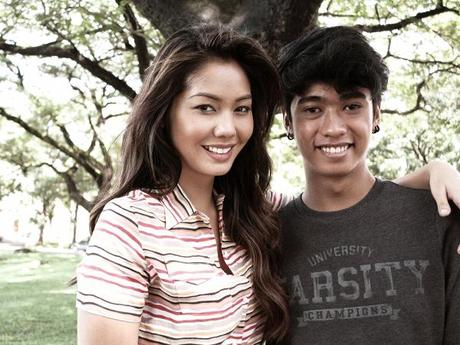 Shooting w/ Mica Javier & Xander Angeles – CebuPac Smile In-Flight Magazine NOV 2012