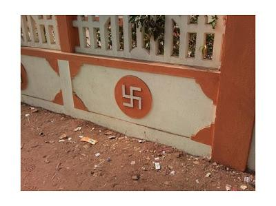 The swastika - hate or re-assimilate?