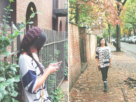 Old Town Philly :: Statement Sweater