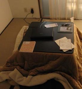 Comfortably Energy Efficient with Kotatsu