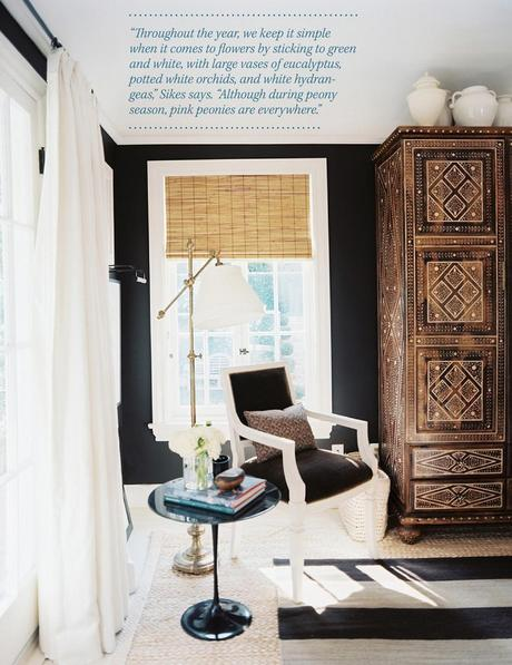 Interior designer Mark Sikes' Southern California Home: Open, glamorous, and elegant