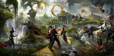 Dazzling New Trailer for Disney's 'Oz: The Great and Powerful'