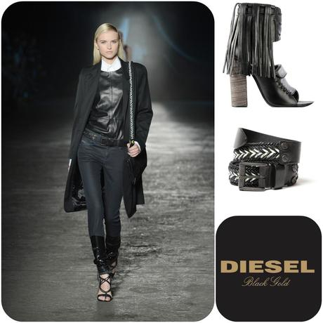 diesel black gold spring summer 2013