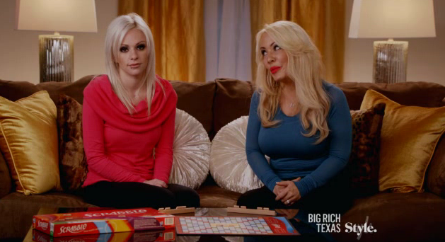 Big Rich Texas duo Bon Blossman and Whitney Whatley star in Hasbro commercial