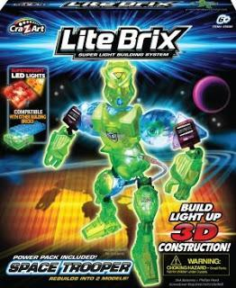 Light Up Your Legos with LiteBrix
