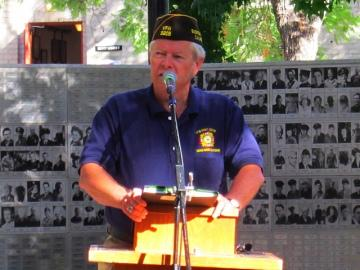 Sierra Madre Veterans Day ceremony salutes service, sacrifice