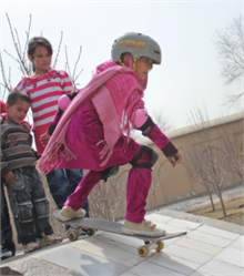 Skateistan Interview...