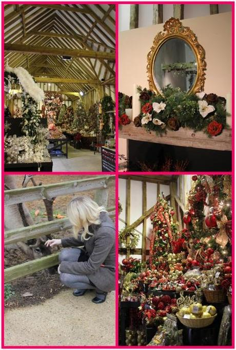 Get into the festive spirit – Visit a Christmas barn