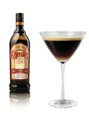 Kahlúa Cookie Martini